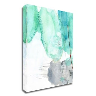 """Beach Study 2"" by Elisa Sheehan, Print on Canvas, Ready to Hang"