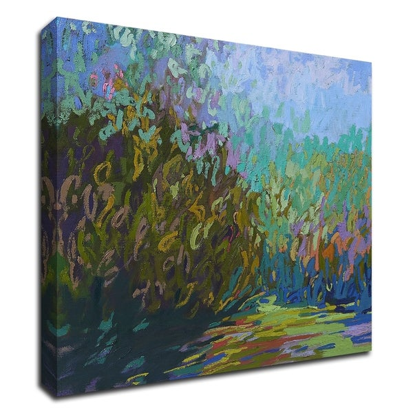"""""""Colorfield 60"""" by Jane Schmidt, Print on Canvas, Ready to Hang"""
