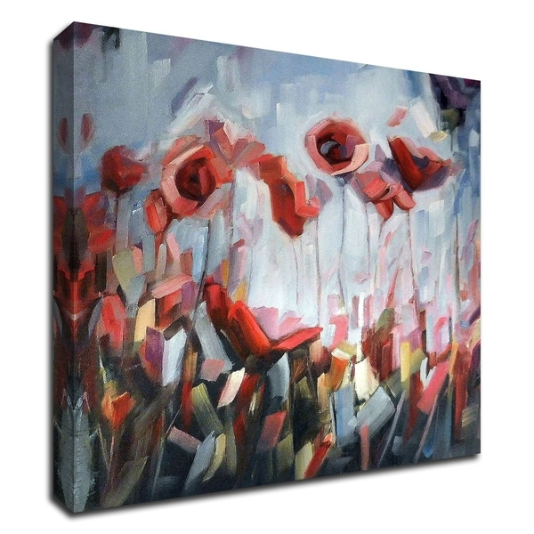 """""""Enraptured"""" by Holly Van Hart, Print on Canvas, Ready to Hang"""