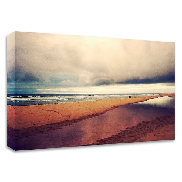 """""""Seascape"""" by Dirk Wustenhagen, Print on Canvas, Ready to Hang"""