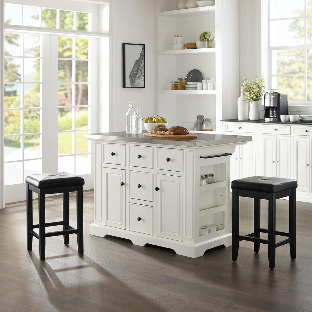 Buy Kitchen Islands Online at Overstock | Our Best Kitchen ...