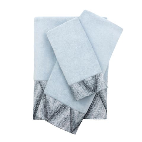Croscill Echo Towels