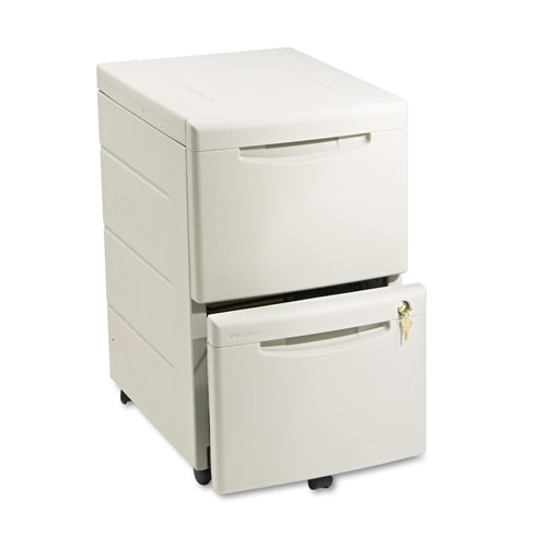 under desk file cabinet shop iceberg aspirat 2 drawer underdesk pedestal file 27558