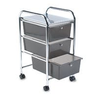 Advantus Portable 3-Drawer Organizer