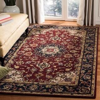 Safavieh Handmade Classic Vernice Traditional Oriental Wool Rug