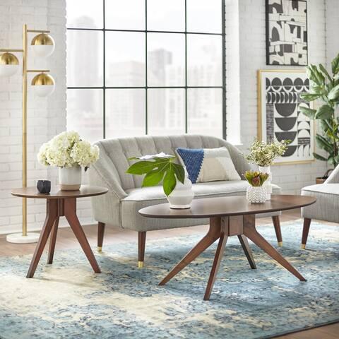 angelo:HOME Stratos 2-Piece Living Room Table Set