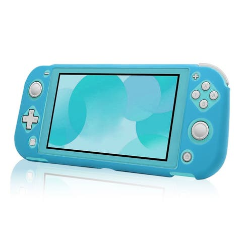 Insten Protective Silicone Skin Case Compatible with Nintendo Switch Lite