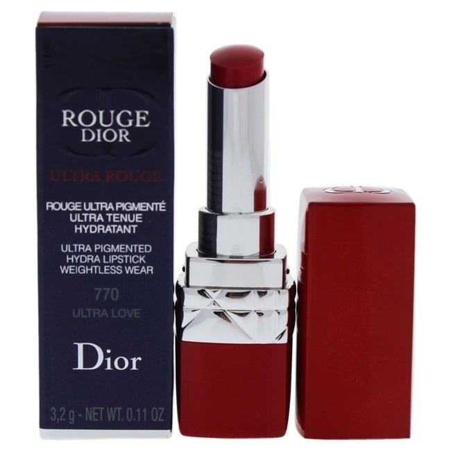 Christian Dior Rouge Dior Ultra Rouge Lipstick - 770 Ultra Love 0.11 oz Lipstick COSMETIC