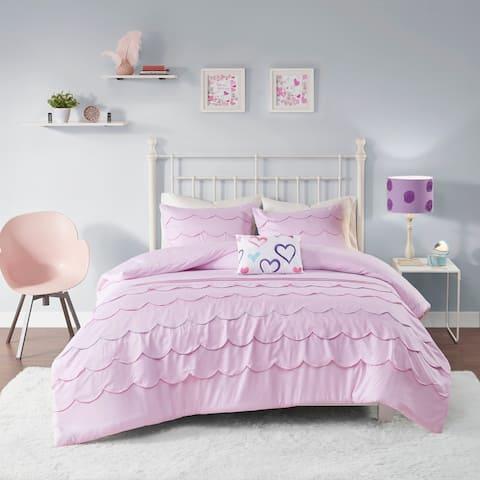 Mi Zone Stella Pink Comforter Set