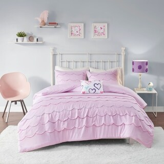 Link to Mi Zone Stella Pink Comforter Set Similar Items in Comforter Sets