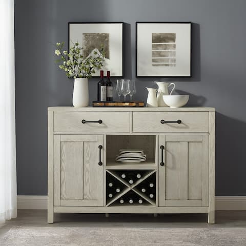 Roots Sideboard in Whitewash