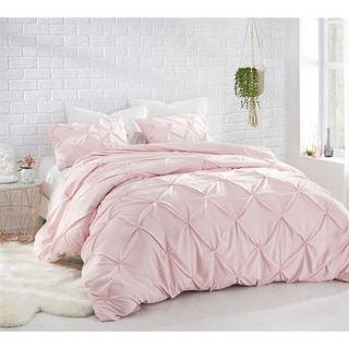 BYB Rose Polyester Quartz Pin Tuck Comforter in Full Size (As Is Item)