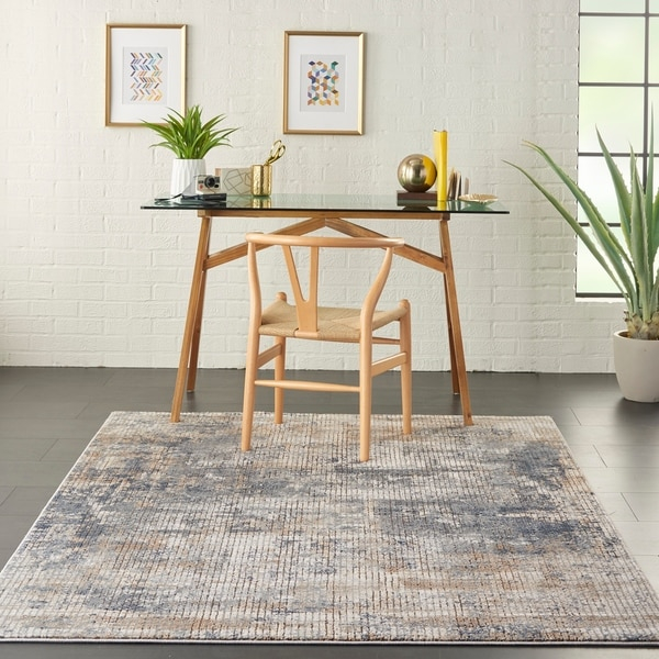 Nourison Concerto Distressed Area Rug