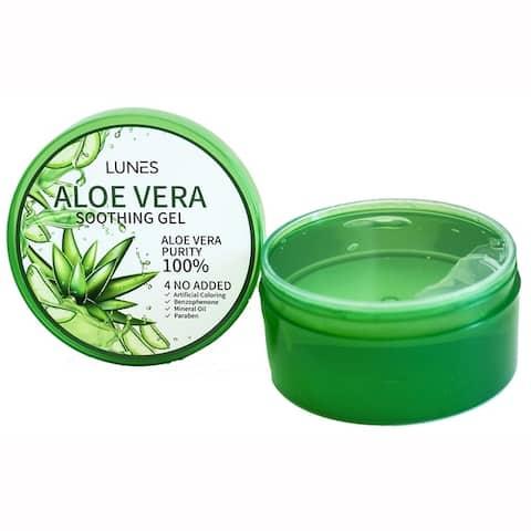 Lunes Aloe Vera 10-ounce Soothing Gel