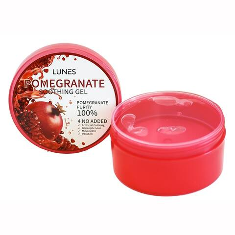 Lunes Pomegranate 10-ounce Soothing Gel