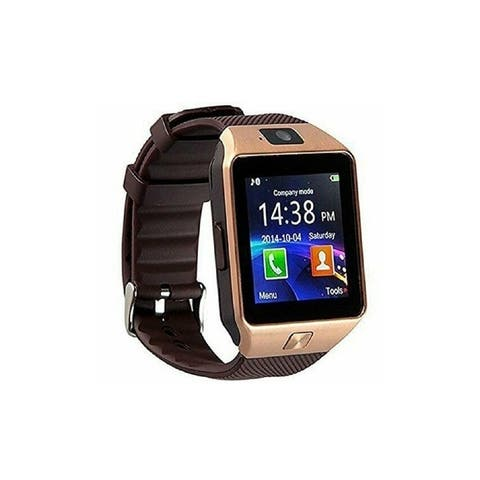 Bluetooth Smart Watch with Camera, Pedometer, Activity Monitor iPhone/Android