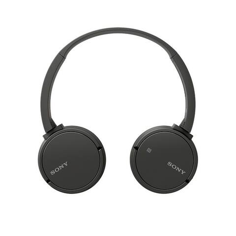 Sony - WHCH500/B Wireless On-Ear Headphones - Black