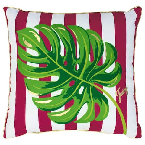Juicy Couture Palm Springs Indoor/Outdoor Pillow