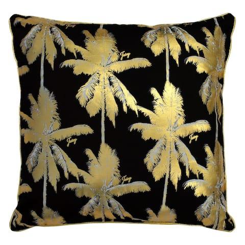 Juicy Couture Luxe Palm Indoor/Outdoor Pillow