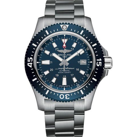 Breitling Men's Y1739316-C959-162A 'Superocean 44 Special' Automatic Stainless Steel Watch