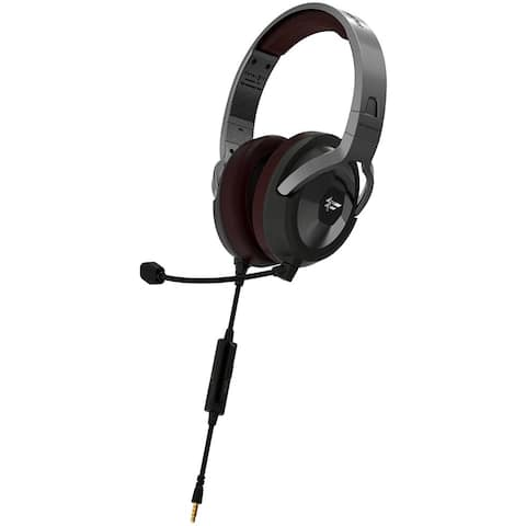 Monster Ultra High-Performance Gaming Over-Ear Headphones 137049-00 - N/A