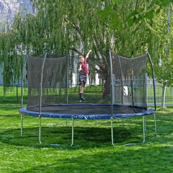 skywalker trampoline weight limit