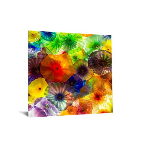 "40x60 Brilliant Tempered Glass ""Glass Decoration"" by Classy Art"