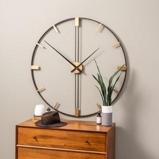 Camden Wall Clock - N/A