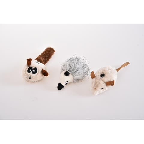 Cat Craft EK QC Toy Hedgehog and Friends - 9 Total