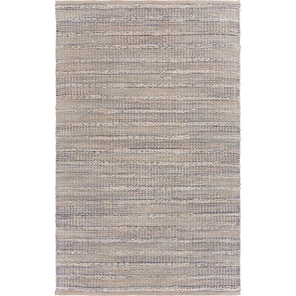 """Touch of Sky Jute Area Rug 2'0"""" x 3'0"""" - 2'0"""" x 3'0"""""""