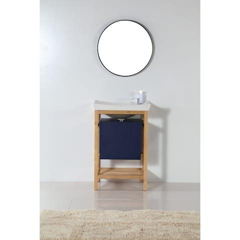 "Fine Fixtures Rubik 24"" Single Bathroom Vanity set"