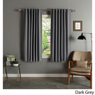 Curtains Ideas curtains for a gray room : Grey Curtains & Drapes - Shop The Best Deals For Apr 2017