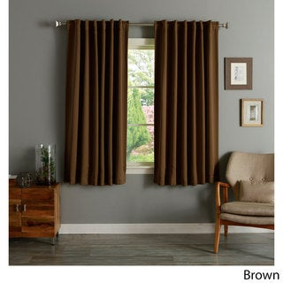 Brown Curtains & Drapes - Shop The Best Deals For Apr 2017
