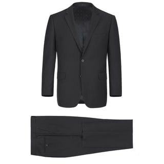 Link to Men's 2-Piece Classic Fit 2 Button Office Dress Suit Similar Items in Suits & Suit Separates