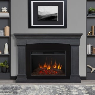 Deland Grand Electric Fireplace