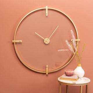 Electra Wall Round Clock