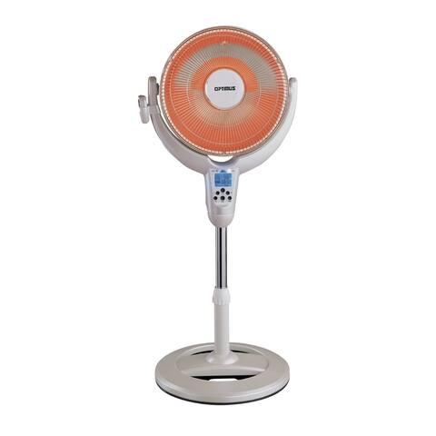Optimus Oscillating Pedestal Digital Dish Heater H-4500 - N/A