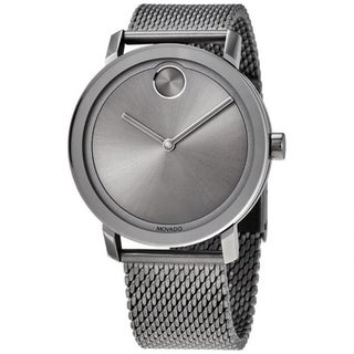 Link to Movado Bold Grey Ion Mesh Men's Watch Similar Items in Men's Watches