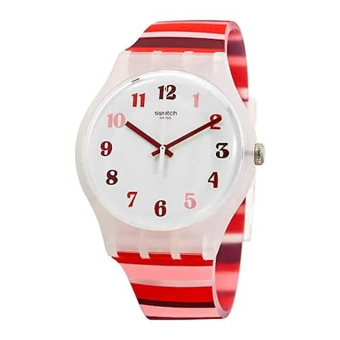 Swatch Tramonto Occaso Ladies Watch SUOK138