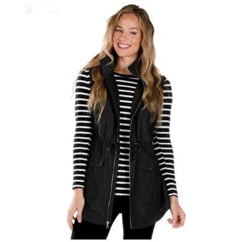 Charles River Apparel Fashion Utility Vest