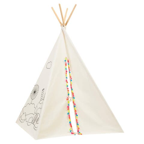 Asweets Painting Teepee