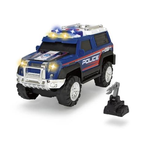 Dickie Toys Light & Sound Police SUV