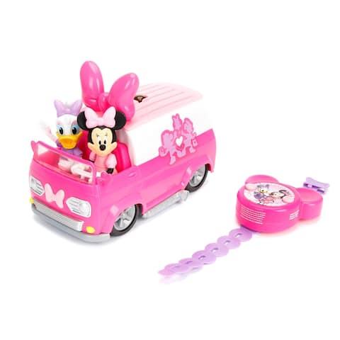 Minnie Happy Van