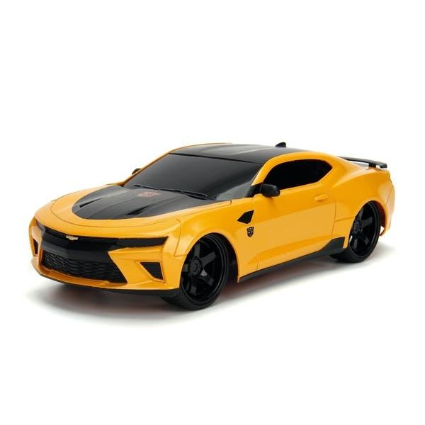 Shop Jada Toys Transformers 1 16 Rc 2016 Chevy Camaro Ss