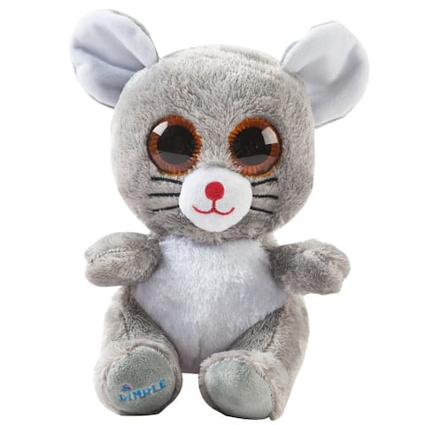 "Dimple 8"" Plush Speaker Stuffed Animal Speakers - Compatible with PC, iPhone, Cell Phone, Bluetooth 5.0 (Cat)"
