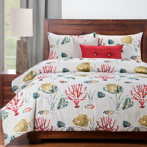 Siscovers Key Largo 6 pc Duvet Set
