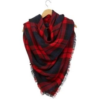 Link to Tickled Pink Blanket Scarf Similar Items in Scarves & Wraps