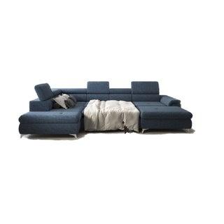 MONK XL Sectional Sleeper Sofa