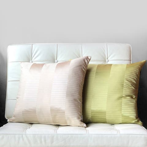 PILLOW DECOR Pinctada Pearl Pillow 19x19