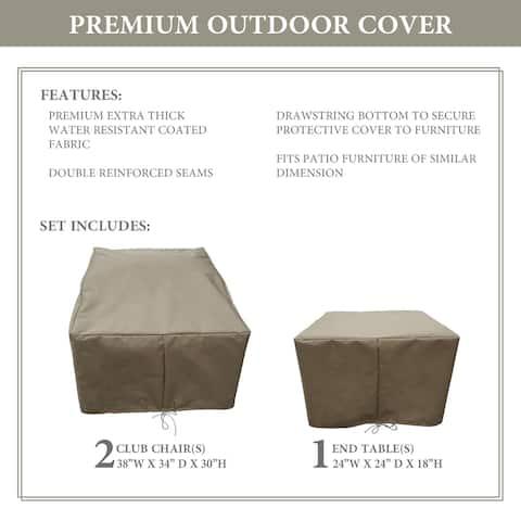 BARCELONA-03a Protective Cover Set